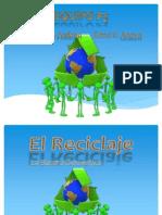 Expo Sic Ion de Reciclaje TEC ITN