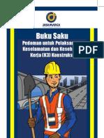 Buku Saku K3 Konstruksi