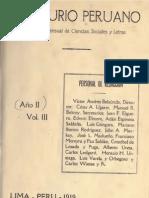 Palma, critico literario, filólogo e historiador por Luis Alberto Sánchez