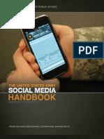 Army Social Media Handbook
