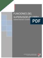 Funciones Del Supervisor - Carlos Ruiz Alvarado.