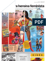 La Historia de la Mujer Maravilla - El Comercio Perú - Luces - Domingo 4 de dic 2011