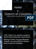 Heller vs. District of Columbia
