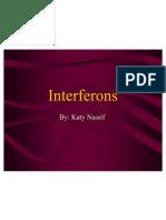 Interferons Power Pt