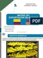 Presentacion Producto a Exportar y Paletizacion