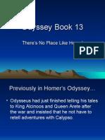 Odyssey Book 13 (1)
