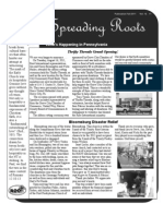 ROOT Newsletter Nov. 2011