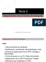 Organizacióndecentrodecomputo