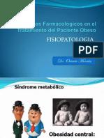 Farmacologia en Paciente Obeso