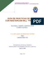 GUIA de MasteCAM