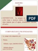 Diapositivas Sangre y Linfa