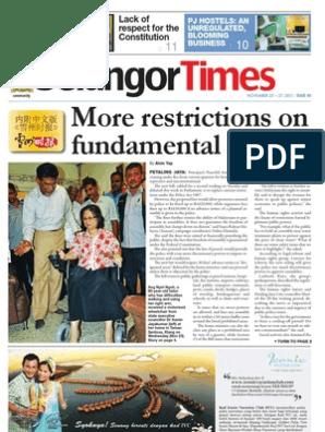 Selangor Times Nov 25-27, 2011 / Issue 50   Transport   Business
