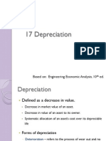17 Depreciation