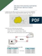 Tutorial Pembuatan Peta Digital Batimetri Dari Peta Cetak Dengan Menggunakan Software Surfer