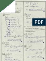 Ejercicios Trigonometria 01