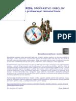 Poljoprivreda, stočarstvo i ribolov - globalna proizvodnja i razmena hrane