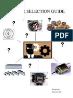 Kaizen- Motor Selection Guide