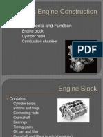 Ch 2 Basic Engine Construction