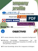 Company Profile Group 2