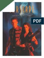Farscape RPG - D20 Core Book