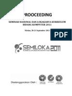 Prosiding Seminar Semiloka