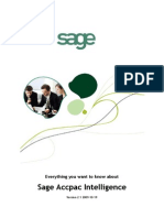 Sage ACCPAC Intelligence
