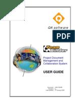 Team Binder - User Manual