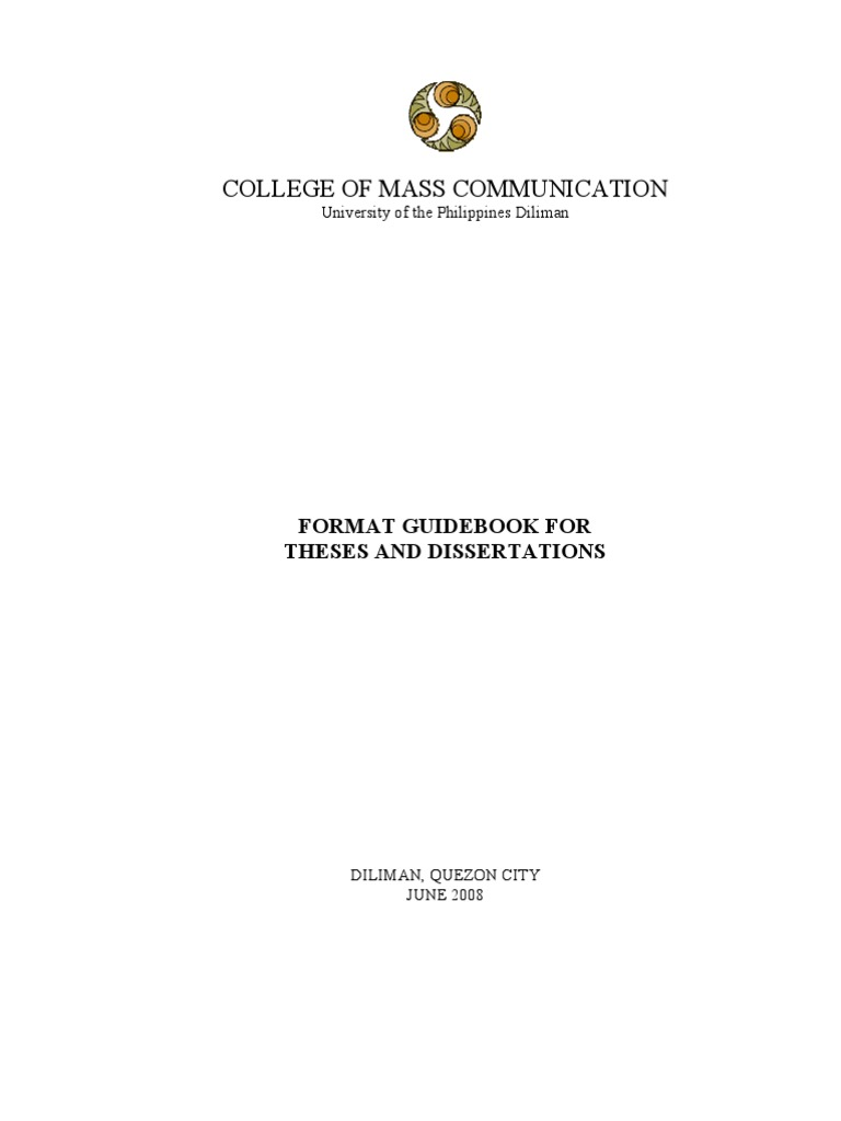 up cmc thesis dissertation guidebook v thesis