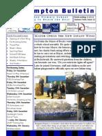 Issue 12 Newsletter