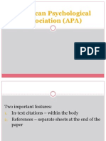 l5 Apa Citation