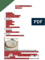 Crostata Con Crema Al Cacao e Pere