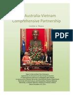 Thayer Australia-Vietnam Comprehensive Partnership