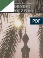 Obnovi Svoj Zivot Muhammed El Gazali