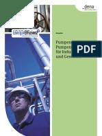 Ratgeber Pumpen Industrie Und Gewerbe