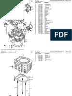600cc (DR600S SN41A 1985-1989)