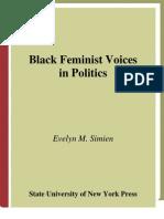 Black Feminist Voices in Politics