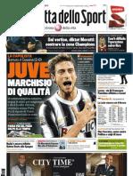 Gazzetta Dello Sport - 05/12/2011