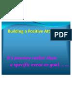 Building a Positive Attitude 97