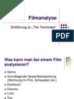 Filmanalyse