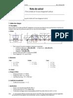 NC091209DP02 - BE2 - Pont à treillis en N