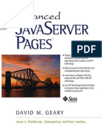 Advanced Java Server Pages (Servlet 2.2 and JSP 1.1)