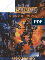 Mutant Chronicles [Gdr Ita] Regolamento