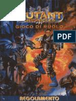 Mutant Chronicles [Gdr Ita] Regolamento