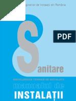 Enciclopedia Tehnica de Instalatii - Manualul de Instalatii - Editia aIIa - Instalatii de Sanitare