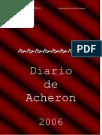 Diario de Acheron 2006 (Traducido Por Dream)