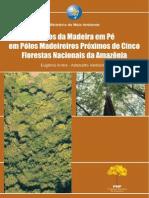 ARIMA - Preços da Madeira em Pé em Pólos Madeireiros Próximos de Cinco Florestas Nacionais da Amazônia