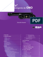 Decodificador Tivo de Ono ( Manual de Uso )