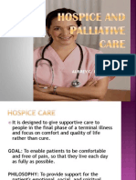 Hospice Power Point Lecture