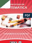 Fundamentos Geometria I