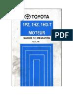Manuel Moteur 1PZ 1HZ 1HD T v1